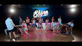 shine your light (dance version) - min, justatee