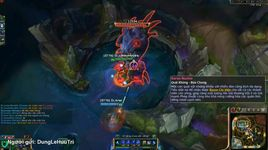 top 5 pha cuop baron hay nhat lol vn (phan 1) (league of legends) - v.a