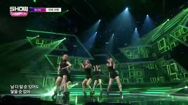 attention (150729 show champion) - wanna.b