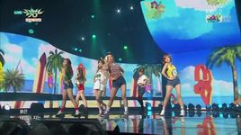remember (150731 music bank) - a pink