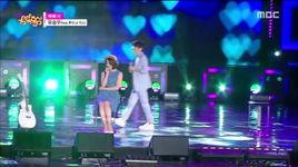 you are beautiful (150801 music core) - yoo seung woo