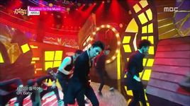 married to the music (150808 music core) - shinee