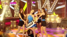 i feel you (150808 music core) - wonder girls