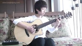 kiss the rain cover - sungha jung