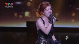 giay phut cuoi - ha vy (giong hat viet 2015 - vong liveshow - tap 5) - v.a