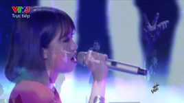 tan bien - khanh linh - hoang dung (giong hat viet 2015 - vong liveshow - tap 5) - v.a