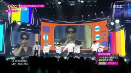 don't leave me (150815 music core) - got7