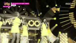man of yellow shirt (150815 music core) - mamamoo