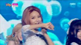party (20150718 music core) - snsd