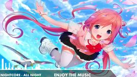 all night - nightcore