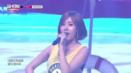remember (150805 show champion) - a pink