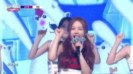 ice summer (150805 show champion) - song ha yea