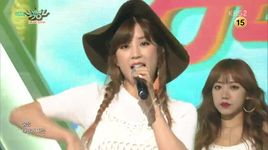remember (150807 music bank) - a pink
