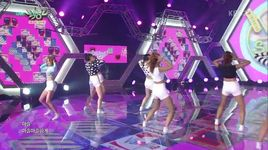 cinderella time (150807 music bank) - nc.a