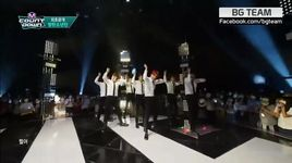 dope (150625 mcountdown) - bts band