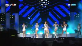 so crazy (150811 the show) - t-ara