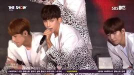 man man ha ni (150811 the show) - u-kiss