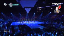 twins (150813 m coundown in la) - super junior