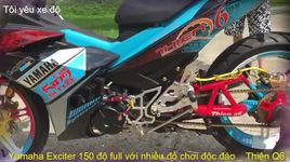 yamaha exciter 150 do full do choi - v.a