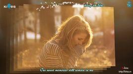 cho nhau loi di rieng (lyrics) - hoang thuy linh