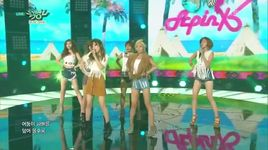 remember (150814 music bank) - a pink