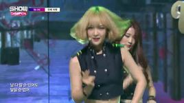 attention (150819 show champion) - wanna.b