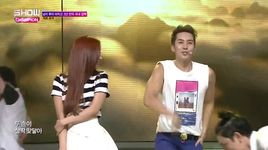 cross the line (150819 show champion) - kim hyung jun