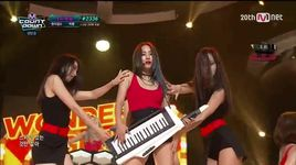 i feel you (150820 m countdown) - wonder girls