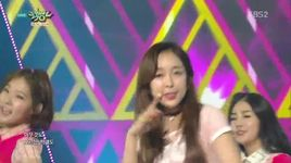 mr.liar (150821 music bank) - asha
