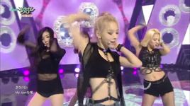 you think (150821 music bank) - snsd