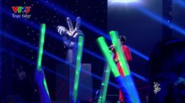 flashlight (giong hat viet 2015 - vong liveshow - tap 7) - vicky nhung