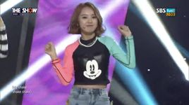 vanilla shake (150825 the show) - nc.a