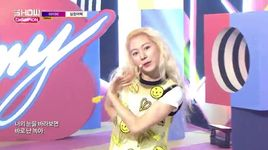 my oh my (150826 show champion) - dang cap nhat