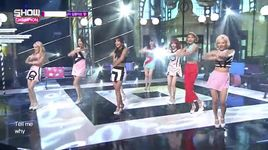 lion heart (150826 show champion) - snsd