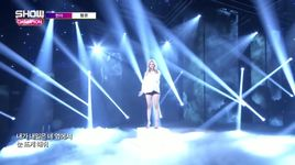 run run (150826 show champion) - hyuna
