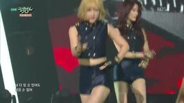 attention (150828 music bank) - wanna.b