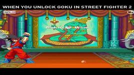 danh voi goku thi cac em trong street fighter sao co cua - v.a