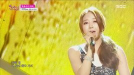 sick to the bone (150829 music core) - ami,