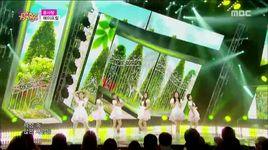 dream candy (150829 music core) - april