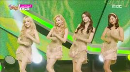 lion heart (150829 music core) - snsd