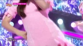 make me ugly plz (150829 music core) - yeon bun hong