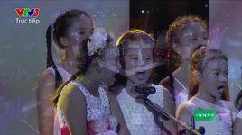 viet nam trong toi la - yen le (giong hat viet 2015 - vong liveshow - tap 8) - v.a