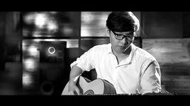 yeu duoi (live acoustic guitar in studio) - nguyen hoang dung