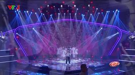 doi tay me - doan quang truong (giong hat viet nhi 2015 - vong liveshow - tap 1) - v.a