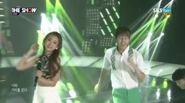cross the line (150901 the show) - kim hyung jun
