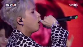 beautiful liar (150901 the show) - vixx lr