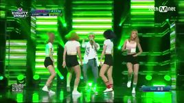 because i'm the best (150903 m countdown) - hyuna