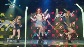 pippi (150904 music bank) - 2eyes