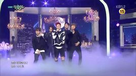 full moon shine (150904 music bank) - bigstar