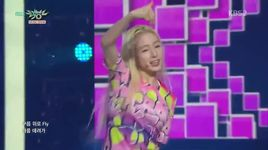 my oh my (150904 music bank) - myb